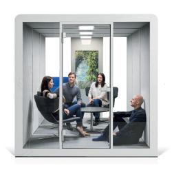 Vaša modulárna kancelária na kolieskach