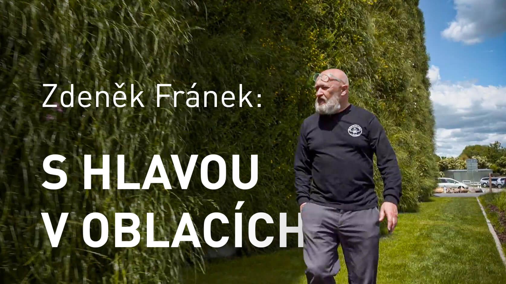 Zdeněk Fránek - S hlavou v oblacích