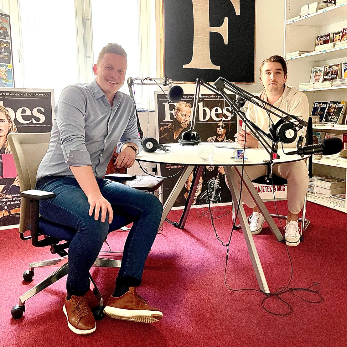 Poslechněte si podcast s Janem Musilem
