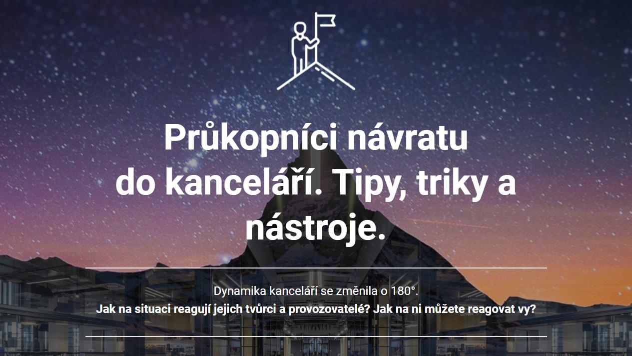 Záznam z webináře | Průkopníci návratu do kanceláří. Tipy, triky & nástroje