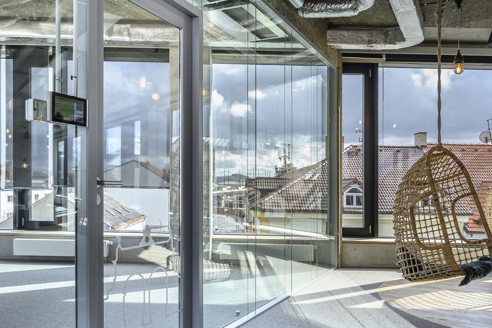 Moderné kancelárie Aimtec, Plzeň