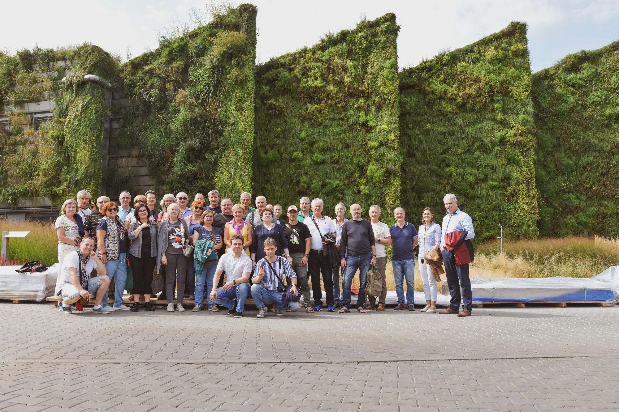 Navštívili nás architekti zo Slovenskej komory architektov