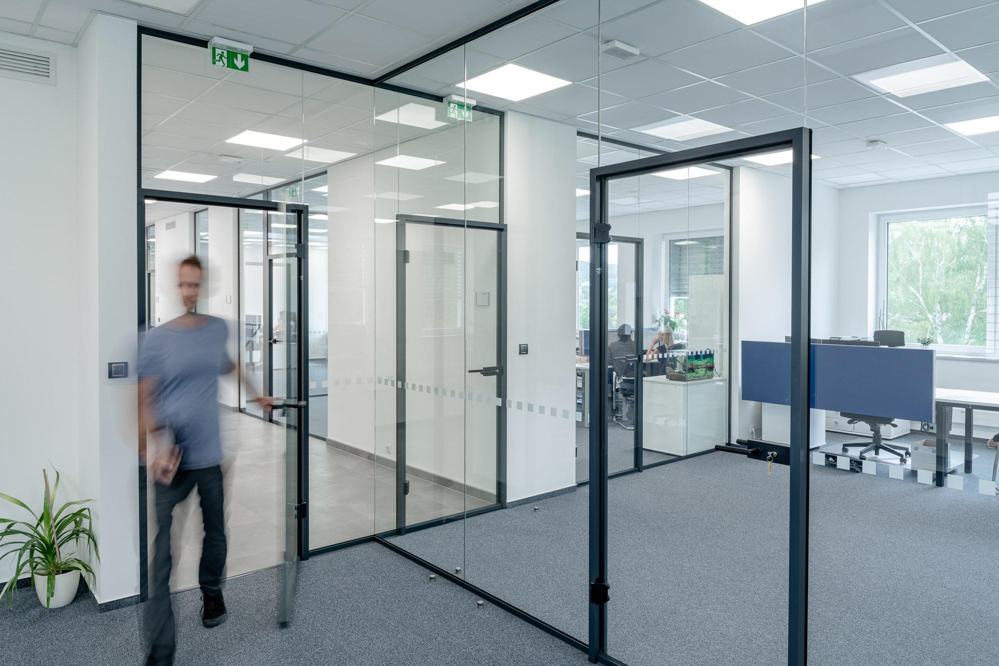 Elegantné a funkčné kancelárske priestory