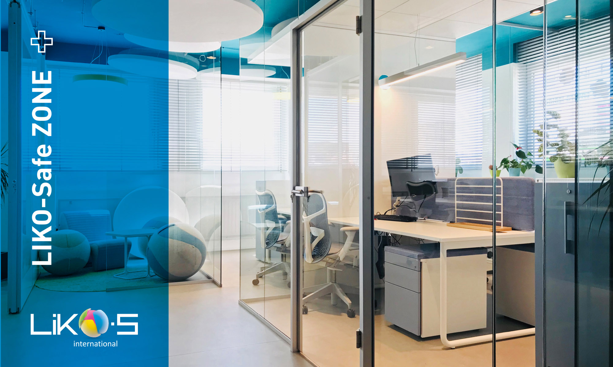 LIKO-Safe ZONE pre bezpečné a zdravé pracovné prostredie