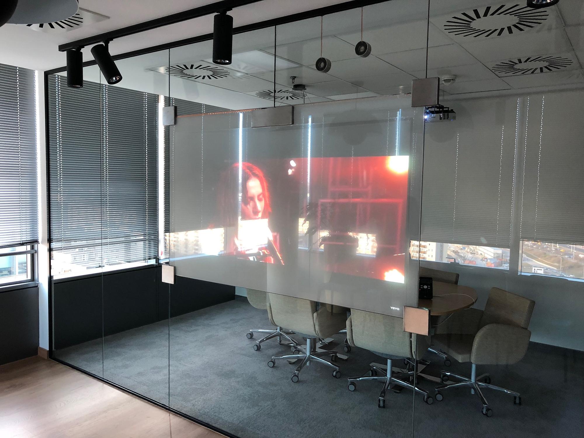 Moderné kancelárie nad Dunajom