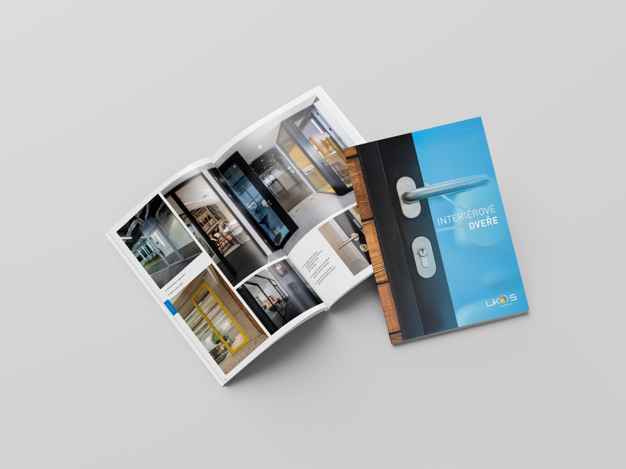 Nová brožúra Interiérové dvere je tu!