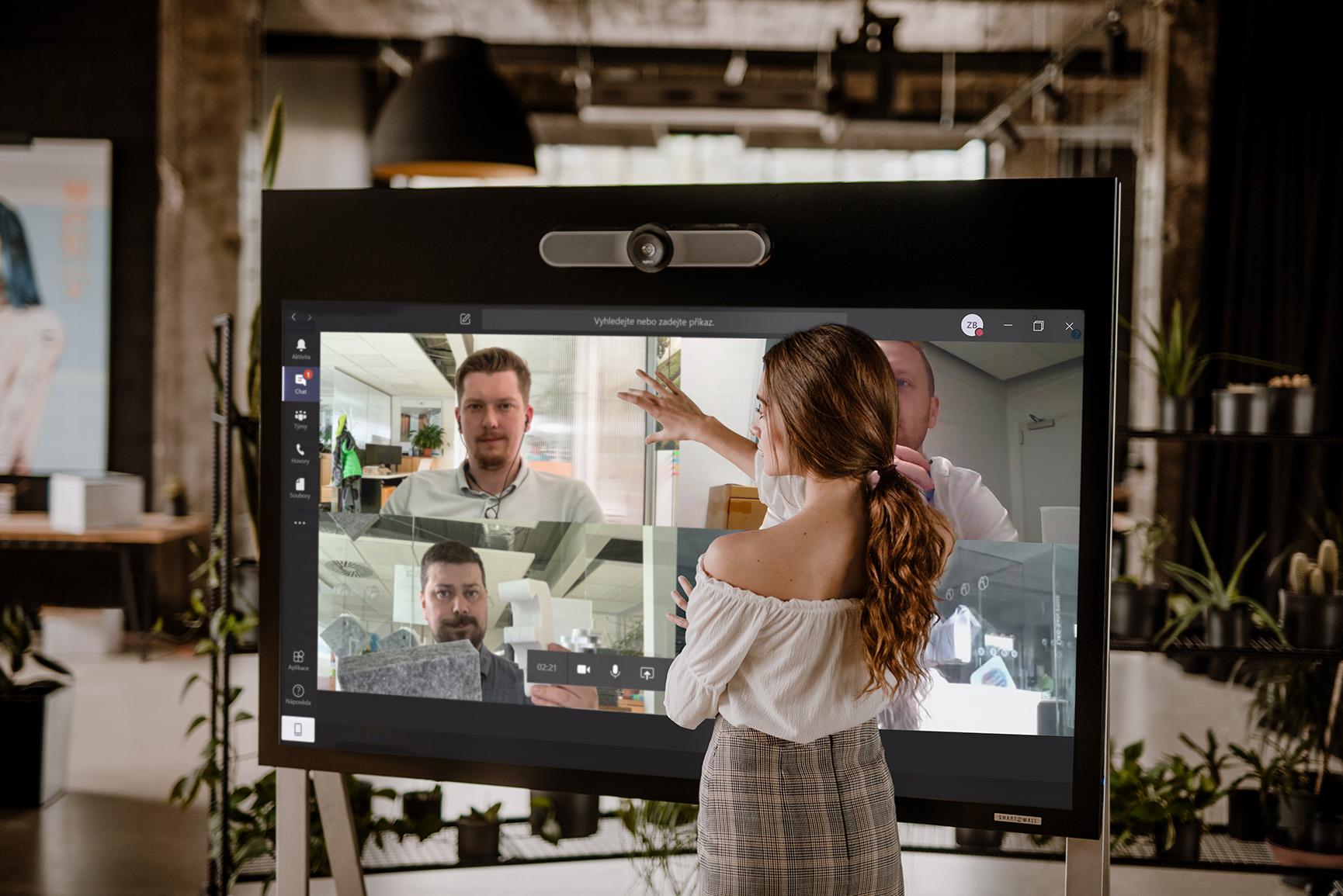 Chcete také to nejlepší videokonferenční řešení na trhu?