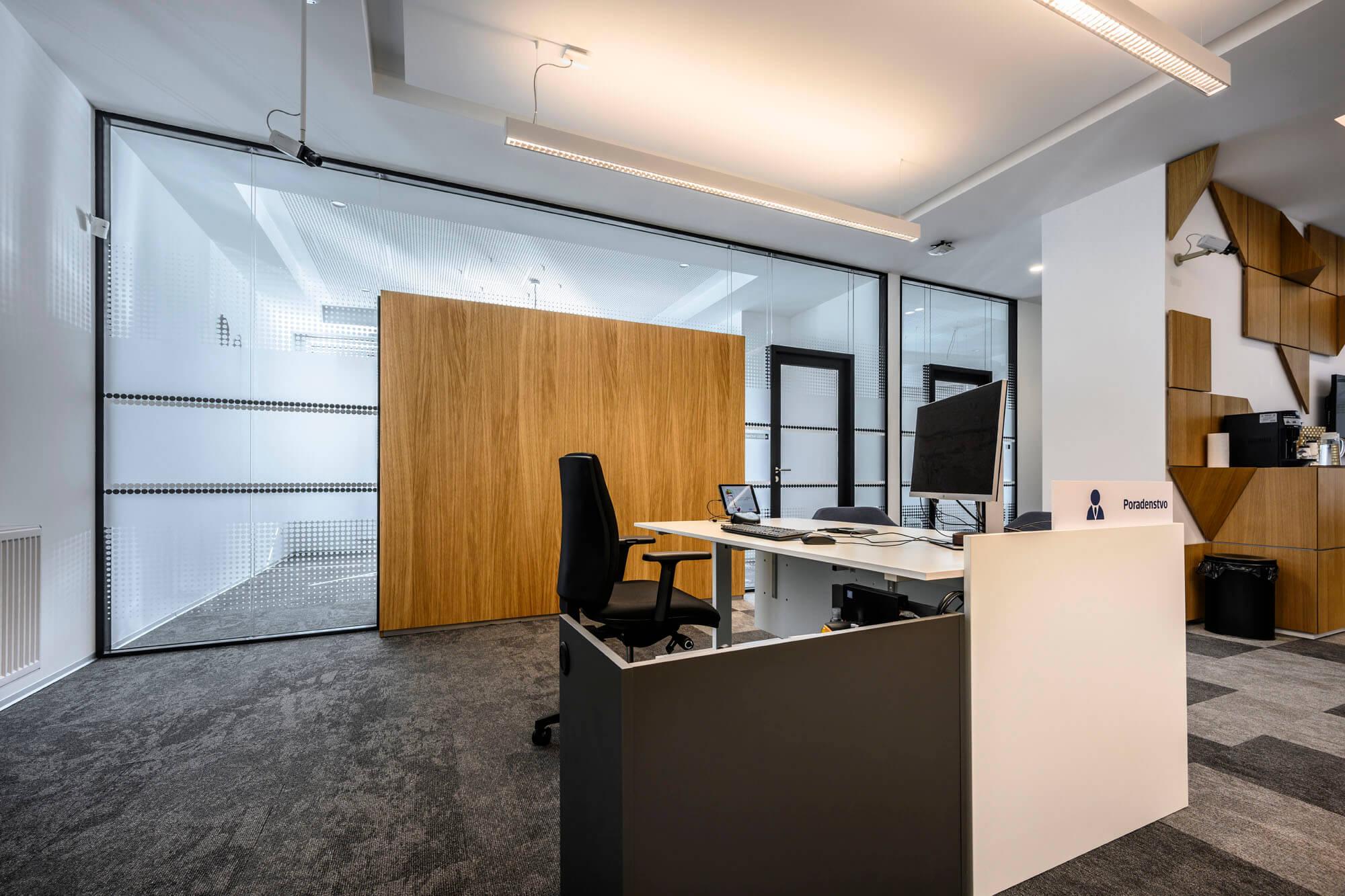 MICRA II je elegantná v každej kancelárii